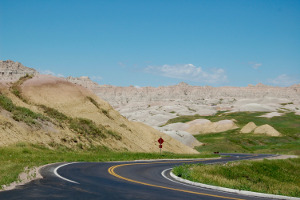 Badlands Loop Road